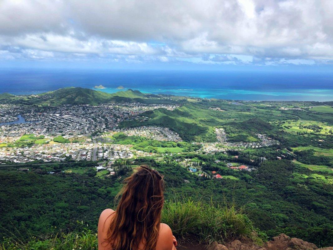 Olomana Trail – Wanderung in Hawaii mit atemberaubender Aussicht