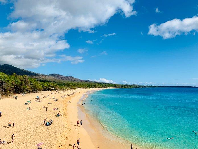 Big Beach – Der traumhafte Strand auf Maui in Hawaii