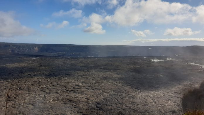 Hawaii's Vulkan Nationalpark