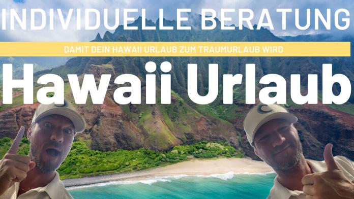 Hawaii Urlaub Beratung