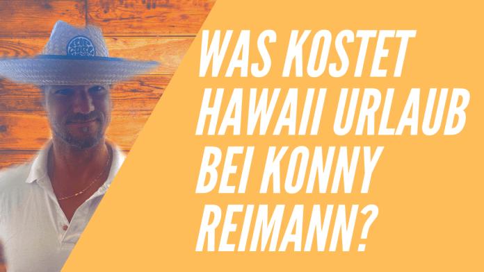 Reimann Haus Preis im Hawaii Urlaub