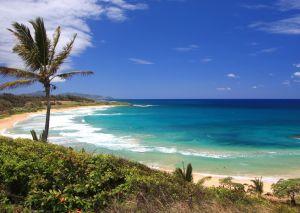Strand in Hawaii