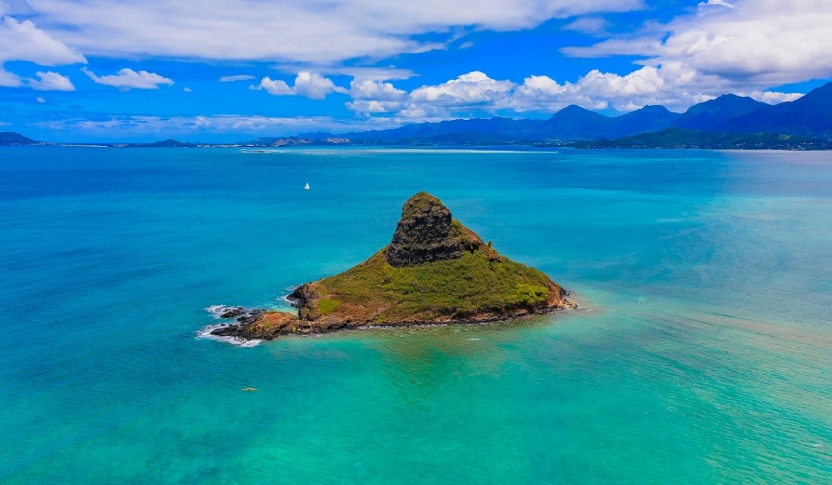 Hawaii Urlaub - Chinamans Hat