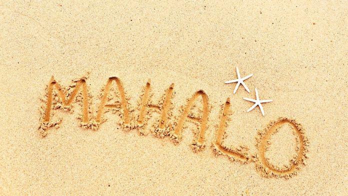 Die Eigenheiten der hawaiianischen Sprache