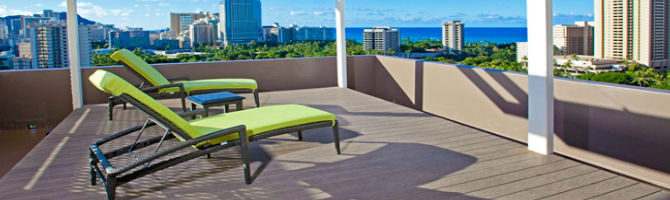Double Tree by Hilton Alana Waikiki Hotel