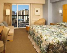 Ala Moana Hotel guest room