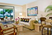 Hapuna Beach Prince Hotel standard rooms