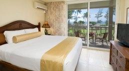 Hotel Room Garden View