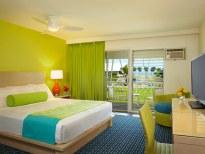 Ocean view Kauai Shores, an Aqua Hotel
