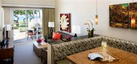 luxury beach villa The Fairmont Kea Lani, Maui
