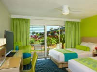 mountain view Kauai Shores, an Aqua Hotel
