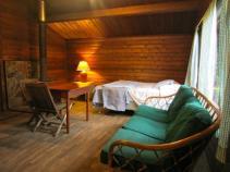 rooms at Kokee Lodge