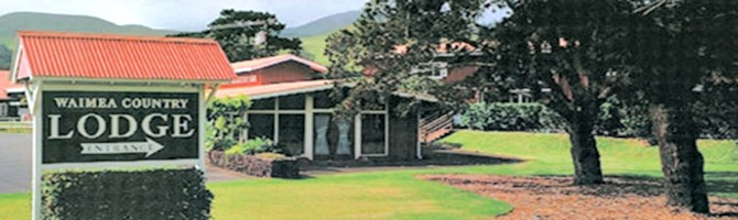 Castle Waimea Country Lodge