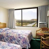 Hawaiian Monarch Hotel room