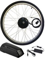 Recalled Hill Topper electric bike kit