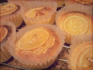 シロップ漬けのレモンなので、甘酸っぱくて美味しい♪