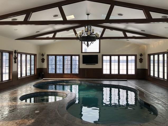 Indoor Residential Pool