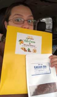 Asia Olsen, 2019, Hilo Cacao and Chocolate Festival