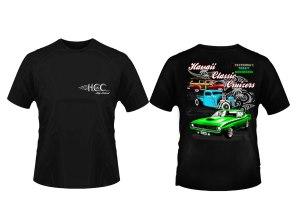 HCC Logo Tshirt - Black