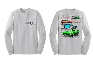 HCC Logo Long Sleeve Shirt - Grey