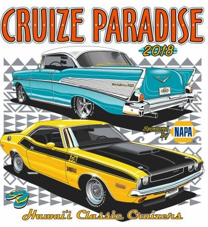 Cruize Paradise 2018