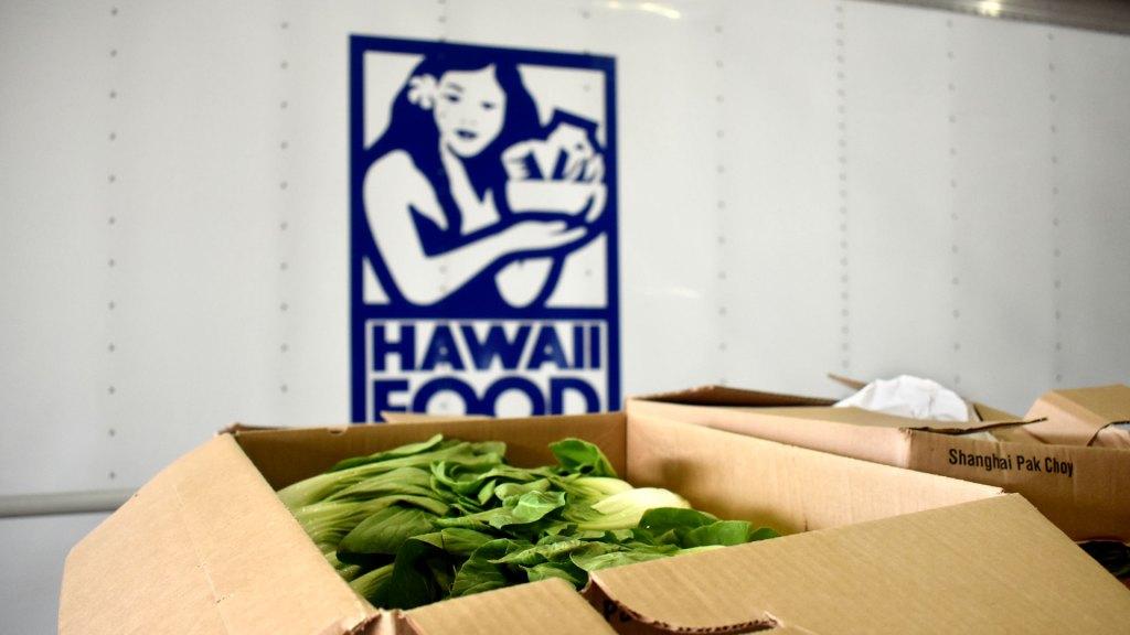 Hawaii Foodbank Hawaii Farm Bureau