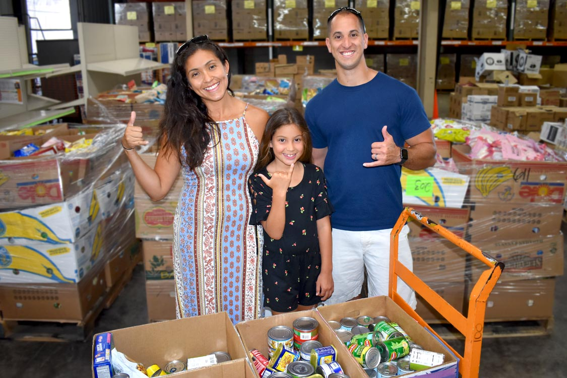 Family Food Drive