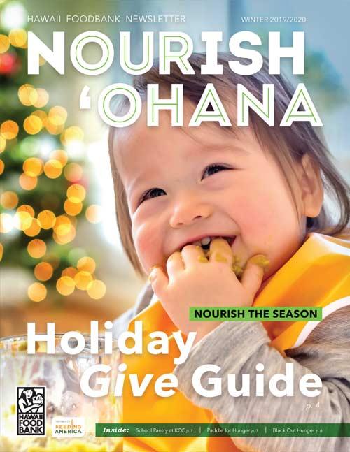 Nourish Our Ohana - Winter 2019/2020