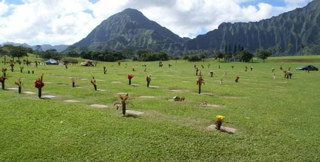 Hawaii State Veterans Cemetery Taamu-Tyler