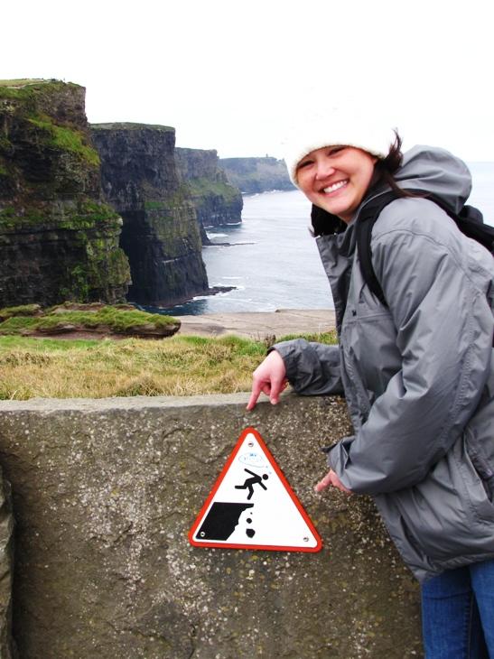 Careful! Falling People