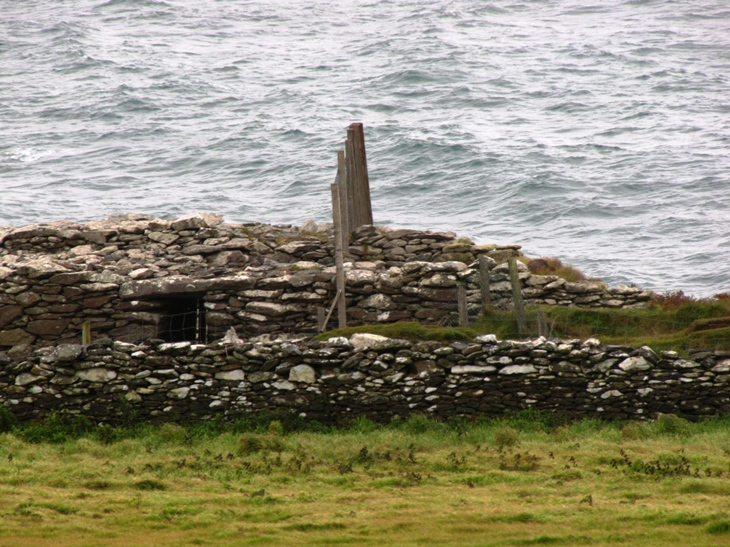 Dunbeg Fort on the Dingle Peninsula