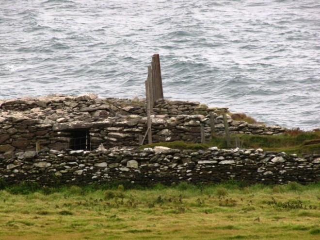 Dunbeg Fort on the Dingle Peninsula