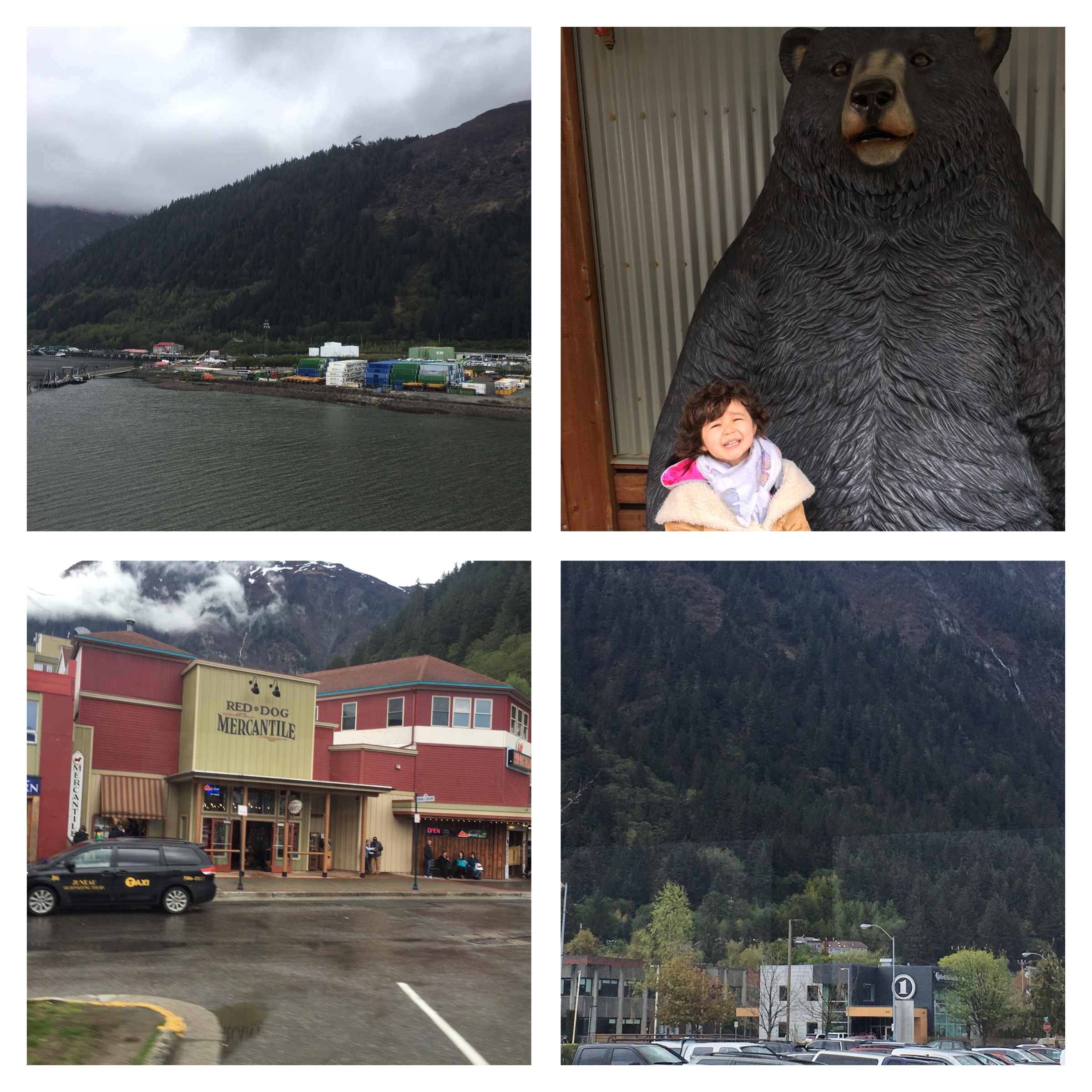 Our Alaska Cruise: Juneau