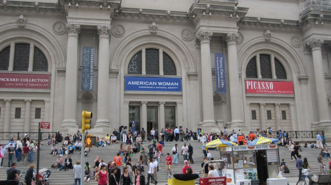 The Met in New York City