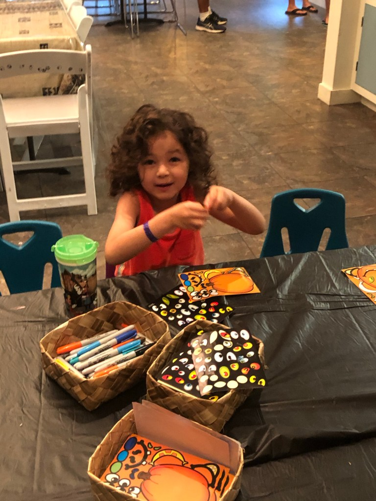 Arts and Crafts at the Pau Hana Room