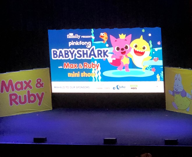The Baby Shark Mini-Show
