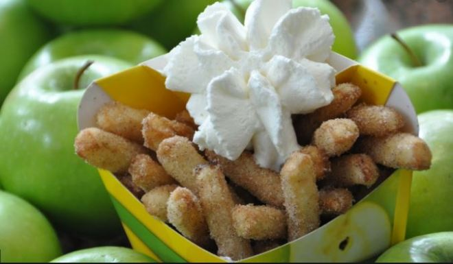 San Diego Itinerary - Granny's Apple Fries
