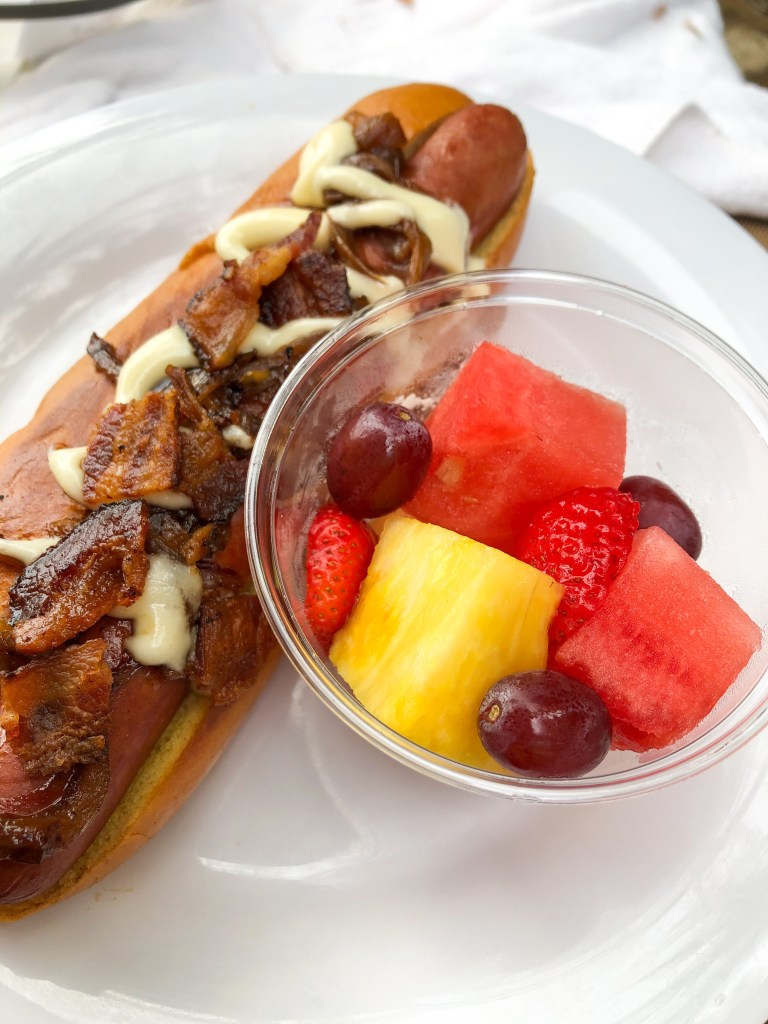 Aulani Tips: Lunch