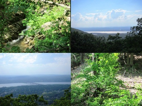 Sights from Malouf Mountain
