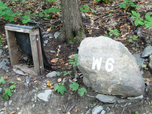 Welcome Rock at Malouf's Mountain