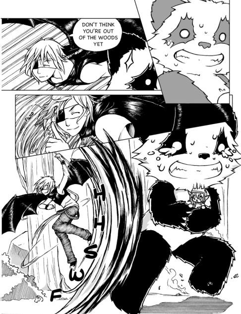 General Image: Eternal Blade (Chapter 2)