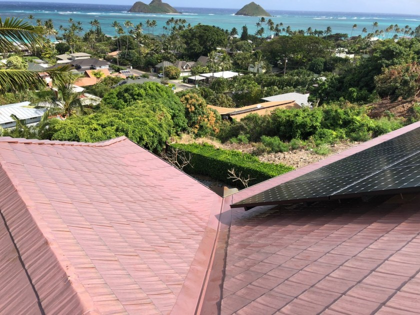 Solid Copper Roofing Systems Hawaii Metal Roofing