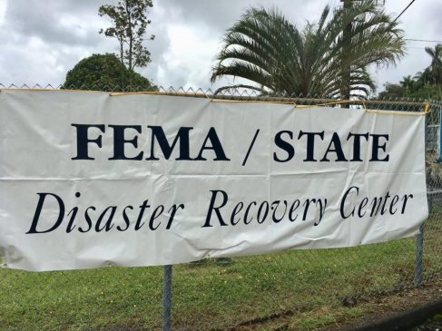 Disaster Recovery Centers