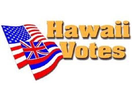 hawaii votes