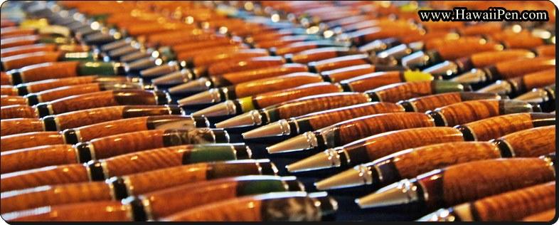 Wholesale Koa Wood Pens
