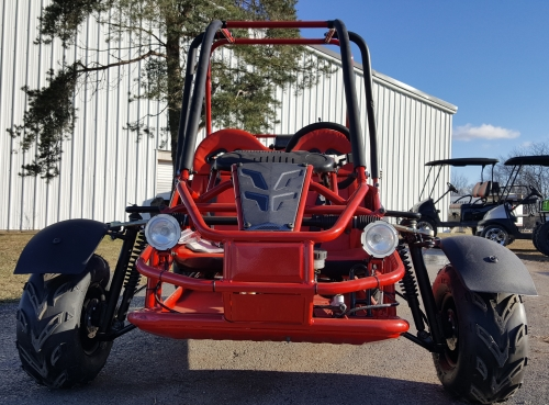 Coolster GK-6125 GoKart Automatic 125cc 2-Seater for Sale in Hawaii