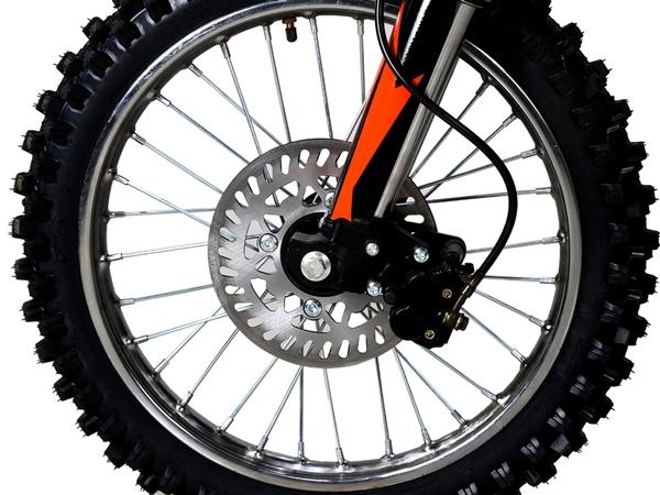 Tao Motor DB27 Dirt Bike front wheel
