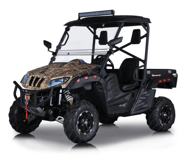 BMS UTV 2-Door EFI 4x4 Side by Side Hawaii