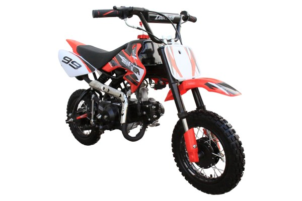 Coolster QG210 Dirt Bike 70cc - Hawaii