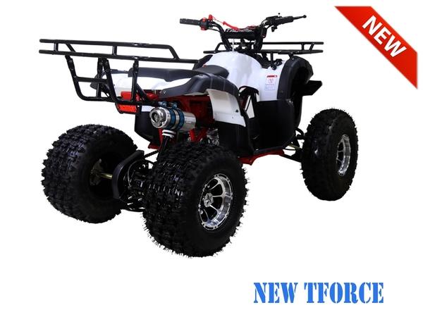 Tao Motor New T-FORCE ATV Hawaii
